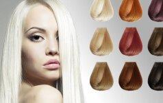 Plaukų dažai – dar vienas galimas krūties vėžio sukėlėjas