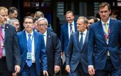 Maskva: sankcijas Rusijai pratęsusi ES žengia į aklavietę