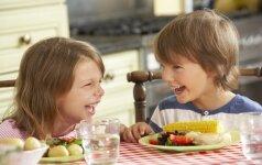 Restoranas siūlo nuolaidas šeimoms su gerai besielgiančiais vaikais