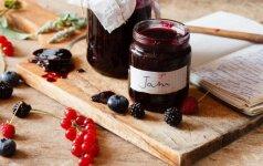 Greitai paruošiamos uogienės receptas – iki žiemos išsaugos visus vitaminus!