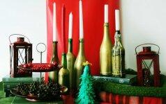 3 interjero dizainerės pasiūlymai, kaip namuose sukurti šventinę atmosferą