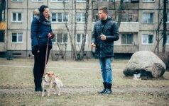 Šunų elgsenos ekspertas pataria: kaip elgtis, jei šuo pjaunasi su kitais šunimis