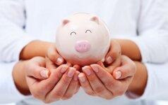 Ar verta taupyti gyvenimui?