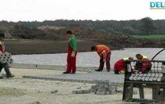 Vyriausybė pagailėjo pinigų Saulės mūšio memorialui