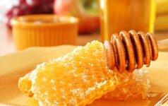 Vandens ir medaus derinys – puikus ginklas prieš nemalonią infekciją