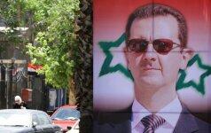 Sirijos opozicija siekia tiesioginių taikos derybų su režimu