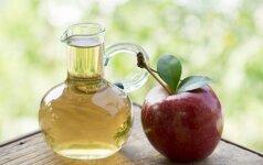 Būdai, kaip panaudoti obuolių actą darže bei sode