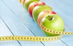 Populiariausia ir veiksmingiausia obuolių dieta