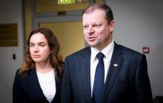 S. Skvernelis teiks M. Vainiutės kandidatūrą į teisingumo ministres