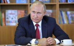 Kremlius žada naują parduotuvę: siūlys Rusijos elitui gaminamus delikatesus