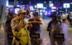 Paskelbė Stambulo oro uosto sprogdintojų tautybes