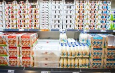 Specialistai: gąsdinimai pieno produktų kainų augimu nepagrįsti