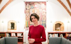 Švedijos ambasadorė: yra sričių, kur su lietuviais varžytis būtų sunku