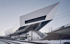 Architektas R. Delugan Vilniuje: senamiestis gali tapti panašus į mumiją muziejuje