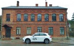Kelionė į Latviją su Audi Q5