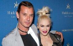 Skyrybų bumas: skirtingais keliais pasuko Gwen Stefani ir Gavinas Rossdale'as
