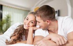 Iššūkis poroms: ar jau metas apsigyventi kartu?