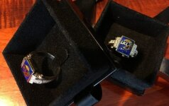LKL čempionams – patobulinti aukso žiedai
