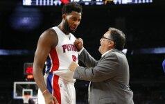 """Prasčiausiam NBA baudų metikui – pasiūlymas mesti """"bobute"""""""
