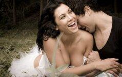 Paprasta gudrybė, kaip pagerinti poros seksualinį gyvenimą