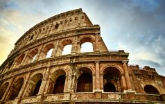 Italiją naktį sukrėtė stiprus 6,2 balo žemės drebėjimas