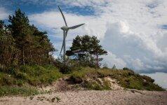Pirmą kartą atsinaujinanti energija pralenkė iškastinį kurą