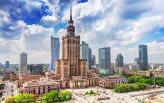 Lenkijoje fiksuotas mažiausias per ketvirtį amžiaus nedarbas