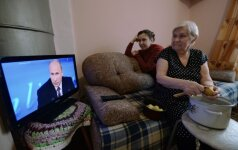 Rusai įsitikinę, kad turi priešų