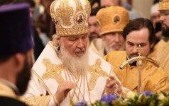 Rusijos patriarchas palaimino naują cerkvę Paryžiuje - V. Putino projektą