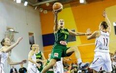 Olimpinei svajonei įgyvendinti – bendra Lietuvos moterų krepšinio lyga su Latvija