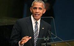 JAV perspėjo Rusiją: gali nutraukti antiteroristinį bendradarbiavimą