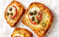 Itališki pusryčiai per 15 minučių