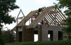 10 patarimų, kaip sutaupyti statant ar remontuojant namus