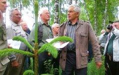 Apdovanoti geriausi miškų savininkai