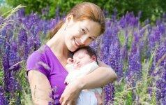 Būti mama Lietuvoje ir Švedijoje: du skirtingi požiūriai į vaikų auginimą