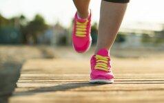 """Tarptautinis rudens bėgimas – """"Už"""" organų donorystės idėją"""