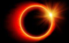 Kaip jūsų Zodiako ženklą paveiks artėjantis Saulės užtemimas