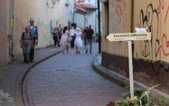 Lietuvoje – turistų skaičiaus šuolis