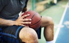 Buvusio krepšininko siaubas: drebėjo rankos, negalėjau įmesti tritaškio