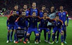 Andoros futbolo rinktinė