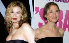 Lieknoji Bridget Jones: kodėl R. Zellweger nebepriaugo 10 kg?