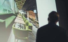 STRUCTUM konferencijoje pasidalinta 2017-ųjų interjero kodais