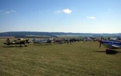 Akrobatinio skraidymo Europos čempionatas Čekijoje