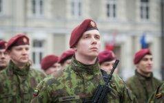 Kariuomenė pristatys, kaip rengiasi priimti sąjungininkų batalioną