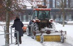 Manantiems, kad su žiema jau atsisveikiname, klimatologai turi liūdnų žinių