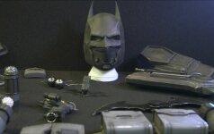 Betmeno kostiumas pripažintas pasaulio Guinesso rekordu Cosplay kategorijoje