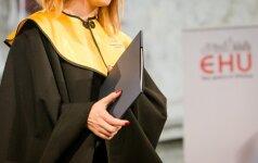 Europos humanitarinis universitetas keliasi į naujas patalpas