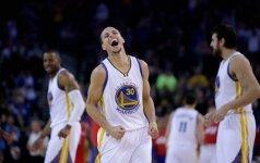 """Aiškūs NBA """"Visų žvaigždžių"""" mačo starto penketai"""