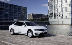 Daugiausiai pernai Lietuvoje parduota naujų Volkswagen automobilių