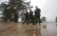J. Olekas: ginklų ir amunicijos balansas kariuomenėje bus atkurtas per 5 metus